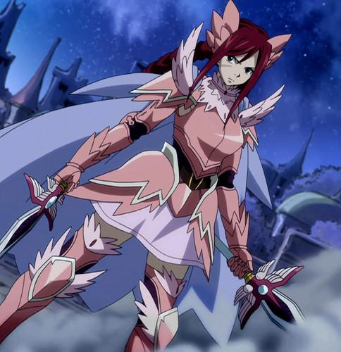 Erza's Armor