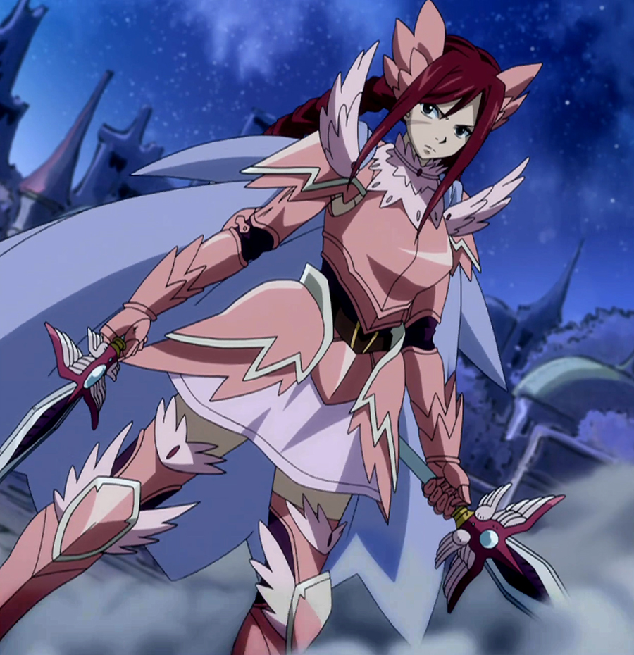 Anime Erza s ArmorFairy Tail Erza Flame Empress Armor