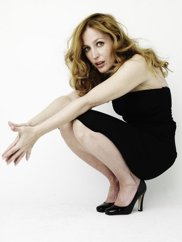 gillian anderson wallpaper with tights titled Esquire Photoshoot