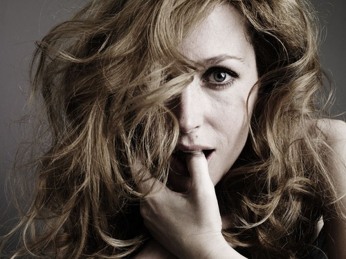 gillian anderson wallpaper entitled Esquire Photoshoot