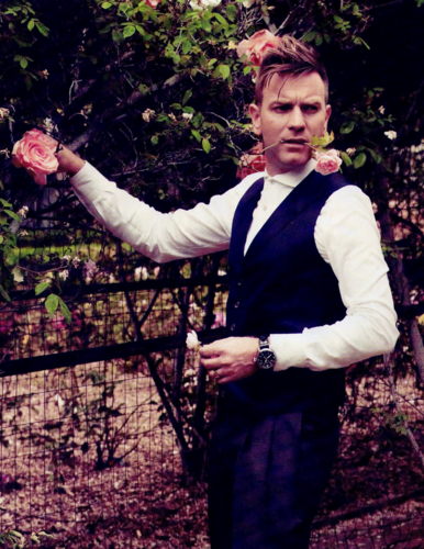 Ewan McGregor fond d'écran probably with a mulch, a beech, and a rue titled Ewan McGregor