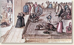 Execution of Mary Stuart