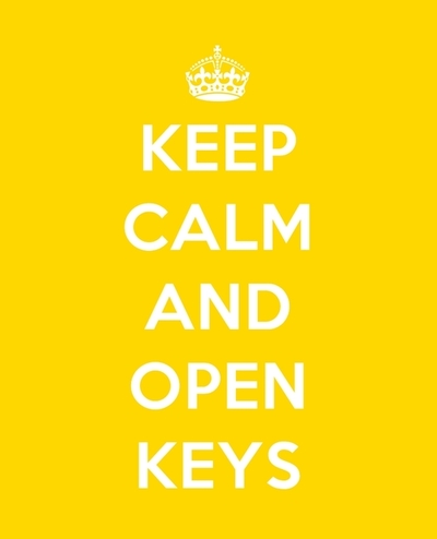 FT keep calm