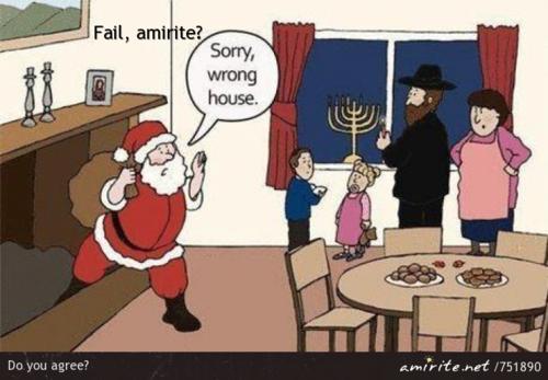 Fail Santa