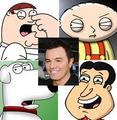 Family Guy - seth-macfarlane photo