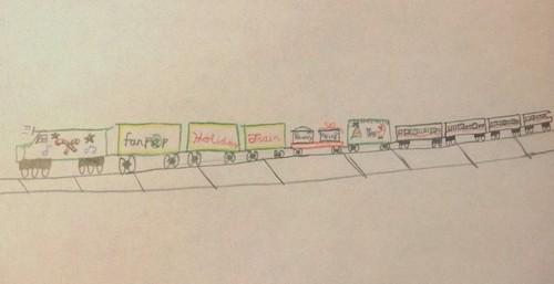 Fanpop Holiday Train