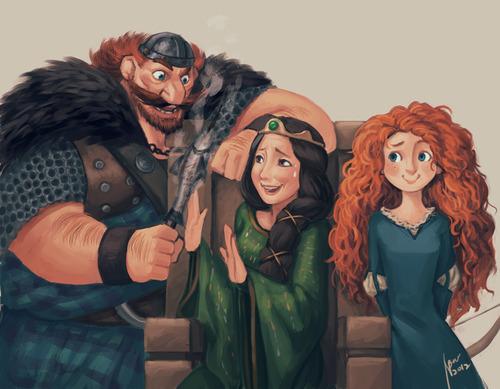 Fergus and Elinor