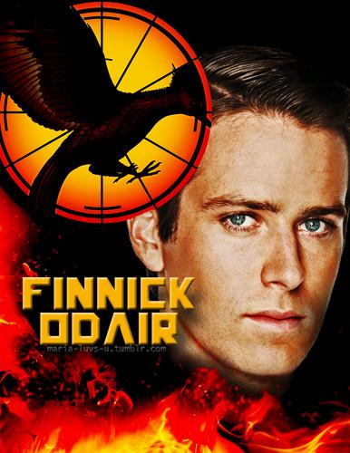 Finnick fanart
