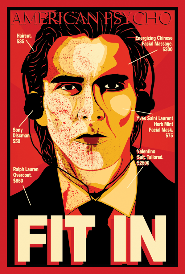 American Psycho Images Fit In Hd Wallpaper And Background Photos
