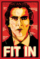 Fit In - american-psycho fan art