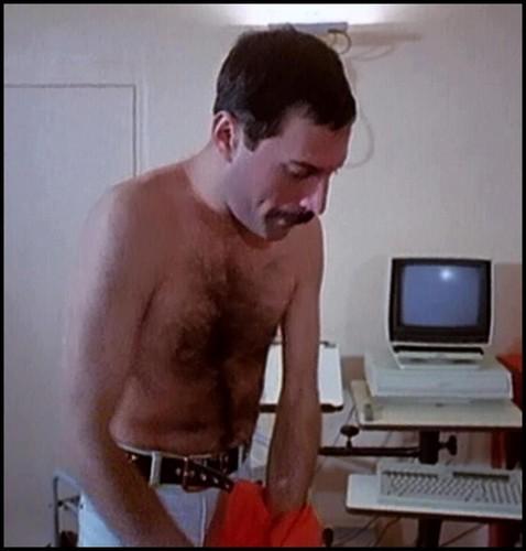Freddie!!