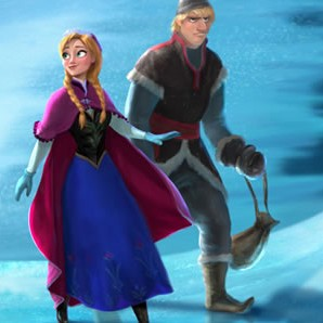 Frozen Couple