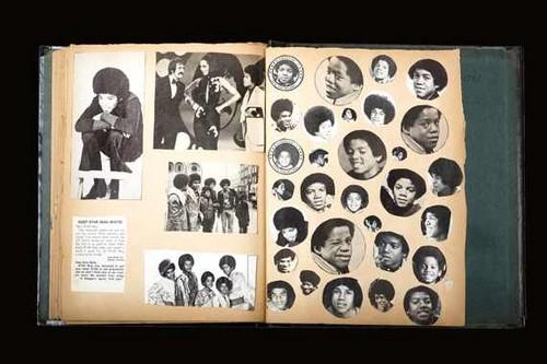 Gail Anderson scrapbook 72'