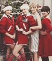 Glee Christmas  - glee photo