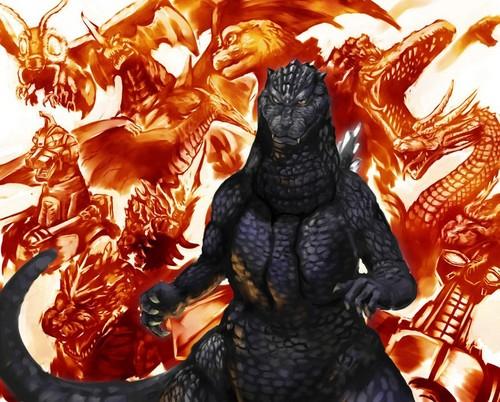 Godzilla 壁紙 called Godzilla
