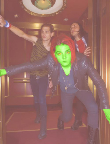Green Gerard