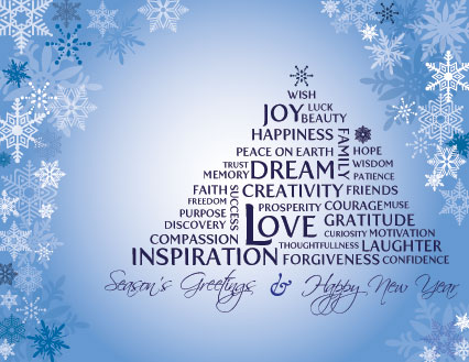 belles images fond d'écran entitled Season's greetings & Happy new an !
