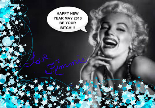 HAPPY NEW an 2013