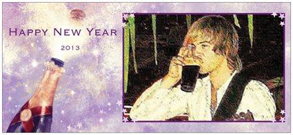 HAPPY NEW año !