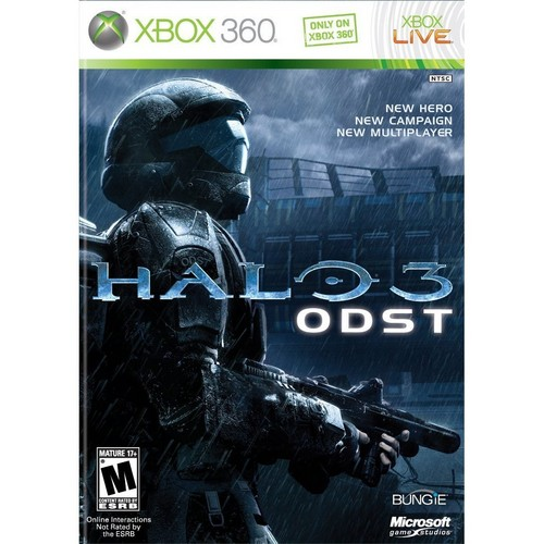 Halo wallpaper with animê entitled Halo 3: ODST