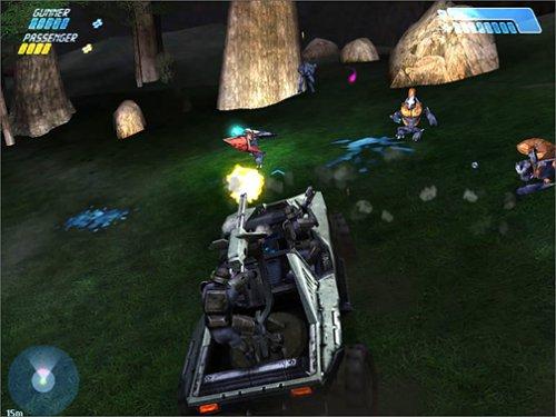 Halo CE screenshot (PC version)