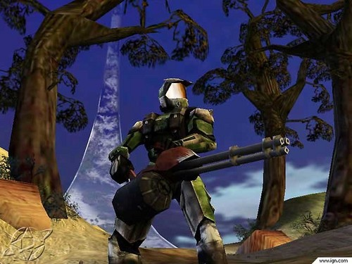 Halo CE screenshot