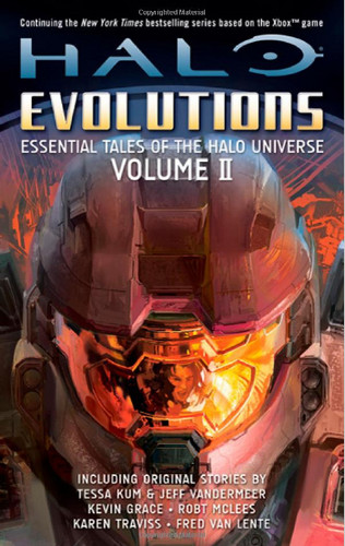Tor books re-issues halo book series