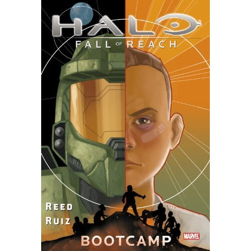 Halo book