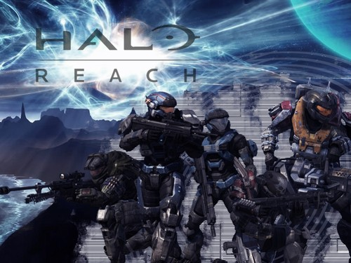 Halo wallpaper with a rifleman, a navy seal, and a green beret entitled Halo wallpaper