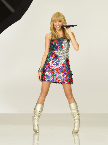 Hannah Montana wallpaper possibly with tights and a cocktail dress titled Hannah Montana The Movie Photoshoot Set1 HQ Untagged!!! by DaVe!!!