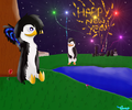 Happy New Year! :D - emma-the-penguin photo