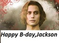 Happy Birthday,Jackson!!! (Dec.21)