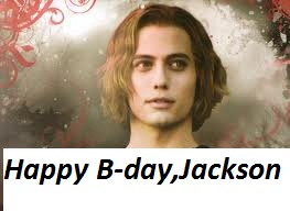Jackson Rathbone & Ashley Greene wallpaper containing a portrait entitled Happy Birthday,Jackson!!! (Dec.21)