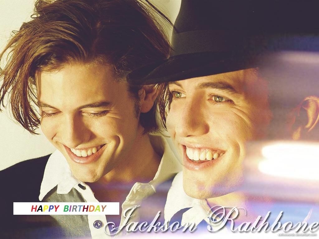 Happy Birthday,Jackson!!! (Dec.21)