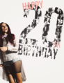 Happy Birthday Jade ♥