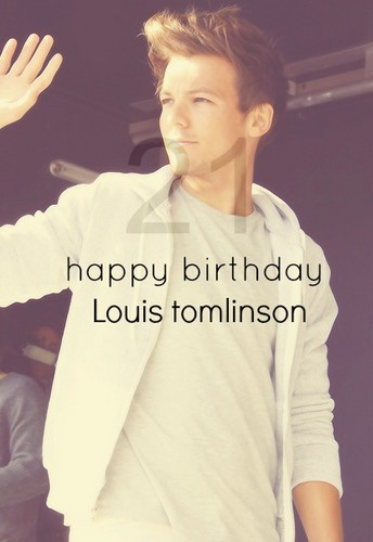 Happy Birthday Lou!
