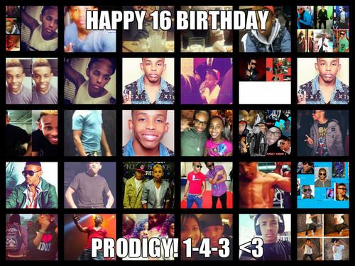 Happy Birthday Prodigy