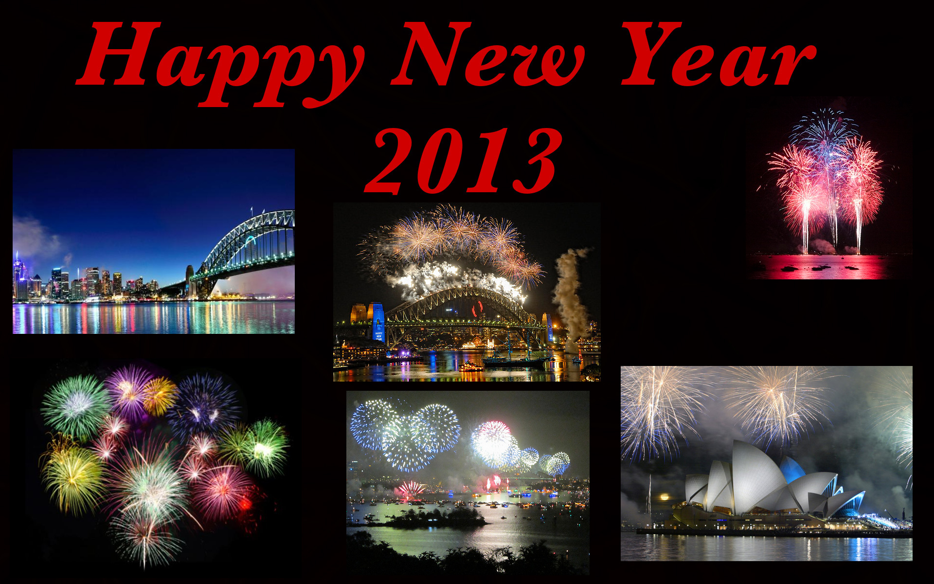 gimp images happy new year 2013 hd wallpaper and background photos