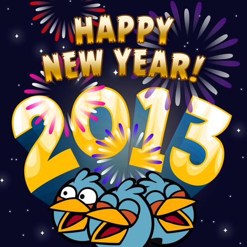 Happy New mwaka 2013