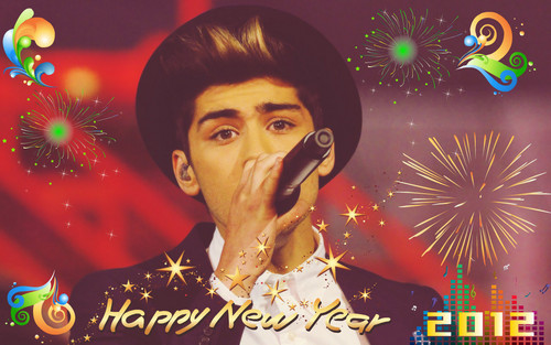 Happy New Year!! :D