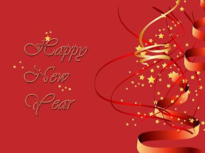 Happy New 年 Everyone