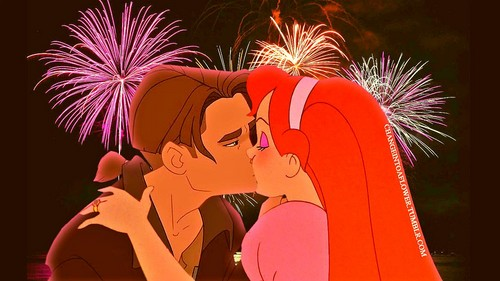 Happy New Year! Jim/Thumbelina*-*