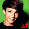 louis tomlinson foto containing a portrait entitled Happy birthday, Louis