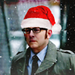Harold Finch || Holidays