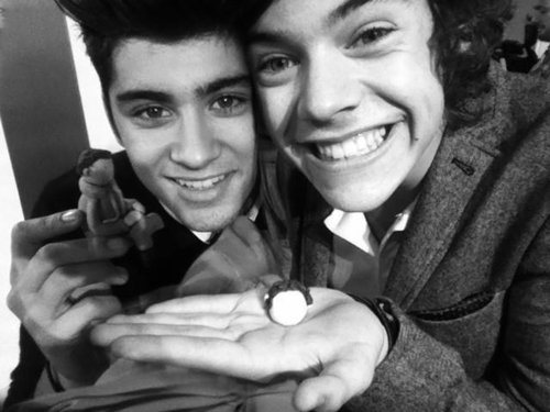 Harry And Zayn