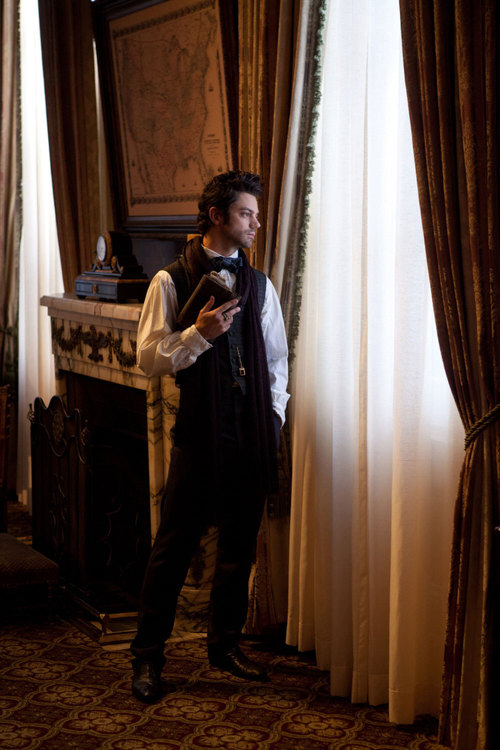 Henry Struges - Abraham Lincoln: Vampire Hunter Photo ...