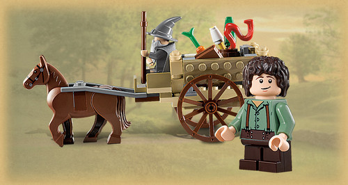 Hobbiton, Shire Lego collection