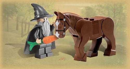 Hobbiton, Shire Lego collection
