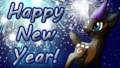 Holly's Happy New Years - my-little-pony-friendship-is-magic wallpaper