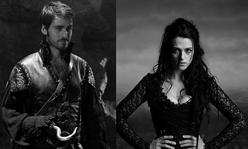 Hook and Morgana